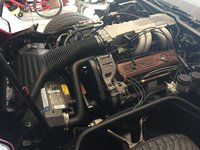 Picture of 1989 Chevrolet Corvette Convertible, engine, gallery_worthy