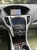 Picture of 2017 Acura TLX V6 with Tech Pkg, interior