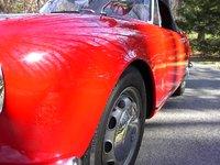 1959 Alfa Romeo Giulietta Overview