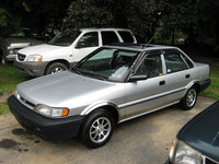 Picture of 1991 Geo Prizm 4 Dr GSi Sedan, exterior, gallery_worthy