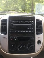 Picture of 2007 Mercury Mariner Luxury, interior