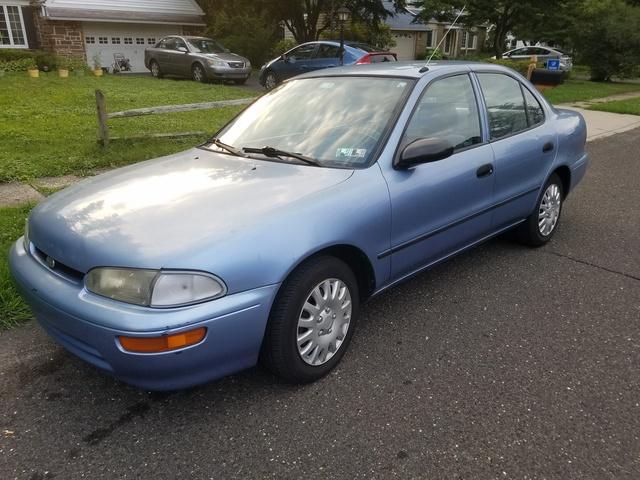 Picture of 1996 Geo Prizm 4 Dr STD Sedan
