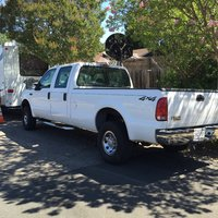 Picture of 2004 Ford F-250 Super Duty XLT 4WD Crew Cab LB, exterior, gallery_worthy