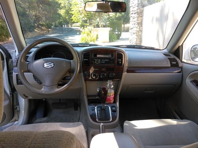 Picture of 2005 Suzuki XL-7 EX 2WD, interior, gallery_worthy
