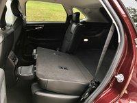 2017 Ford Edge Sport AWD, 2017 Ford Edge Sport Seats Folded, interior