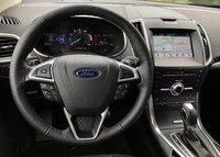 2017 Ford Edge Sport AWD, 2017 Ford Edge Sport Steering Wheel, interior