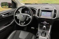 2017 Ford Edge Sport AWD, 2017 Ford Edge Sport Dash, interior