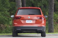 Rear of the 2018 Volkswagen Tiguan, exterior, gallery_worthy