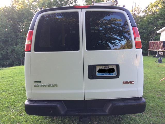 Picture of 2010 GMC Savana Cargo 3500