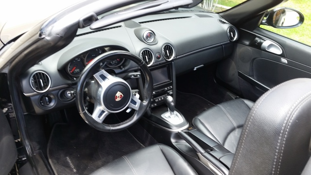 Picture of 2012 Porsche Boxster Base, interior, gallery_worthy