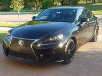 Picture of 2014 Lexus IS F Sedan RWD, exterior, gallery_worthy