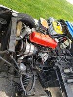 Picture of 1976 Triumph Spitfire, engine
