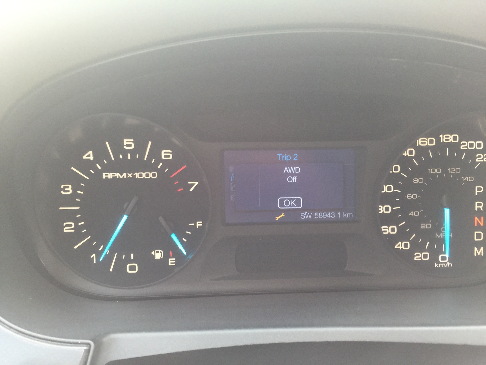Ford Edge Questions - Loss Of Power While Driving