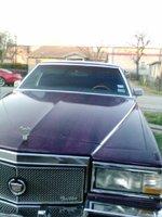 Picture of 1990 Cadillac Fleetwood Base Sedan, exterior