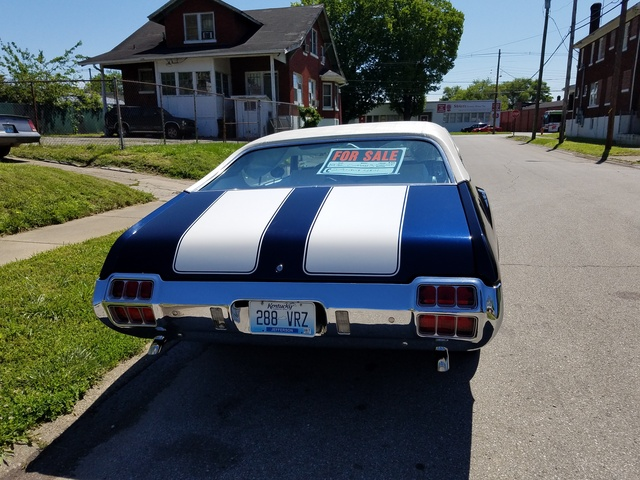 Picture of 1972 Oldsmobile Cutlass
