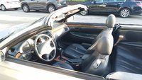 Picture of 2003 Toyota Camry Solara SLE Convertible, interior