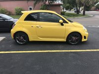 Picture of 2016 FIAT 500 Abarth, exterior, gallery_worthy