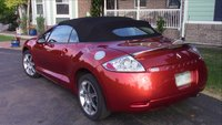 Picture of 2008 Mitsubishi Eclipse Spyder GT, gallery_worthy