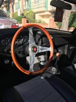 Picture of 1968 MG MGB, interior