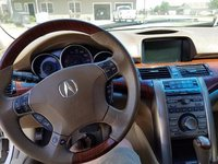 Picture of 2009 Acura RL SH-AWD with Technology Package, interior, gallery_worthy