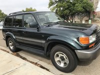 Picture of 1997 Toyota Land Cruiser 4WD, exterior