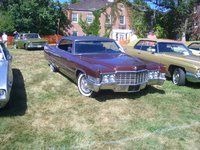1969 Cadillac DeVille Picture Gallery