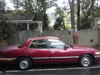 Picture of 1994 Mercury Grand Marquis 4 Dr GS Sedan, exterior, gallery_worthy