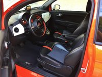 Picture of 2014 FIAT 500e FWD, interior, gallery_worthy