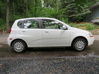 Picture of 2005 Chevrolet Aveo LS Hatchback, exterior, gallery_worthy