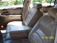 Picture of 1999 Lincoln Town Car Executive, interior