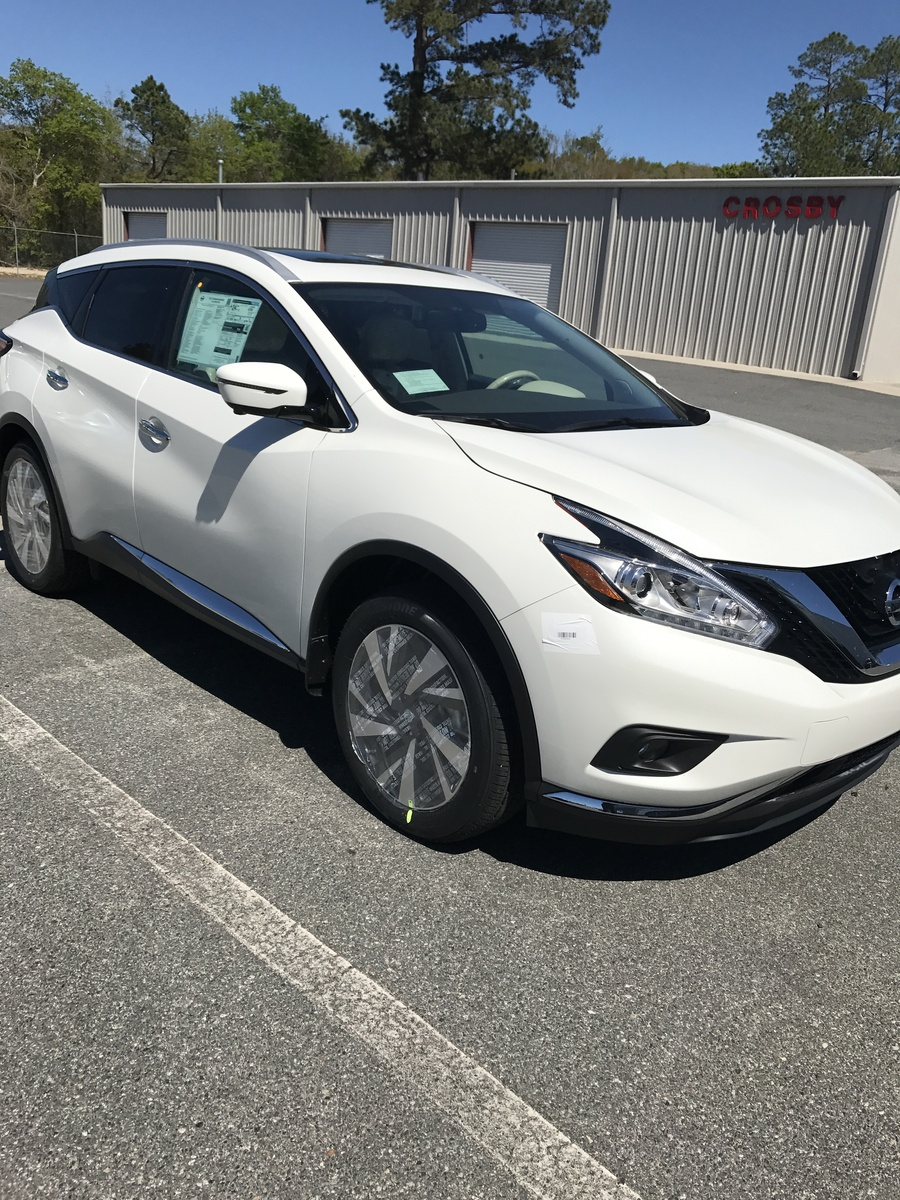 Picture of 2017 Nissan Murano 2017.5 Platinum
