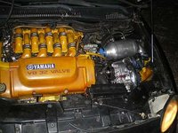Picture of 1997 Ford Taurus SHO, engine, gallery_worthy