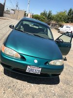 Picture of 1998 Mercury Tracer 4 Dr LS Sedan, exterior, gallery_worthy