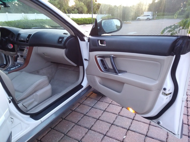 Picture Of 2005 Subaru Outback 2.5 I Limited Wagon, Interior, Gallery_worthy