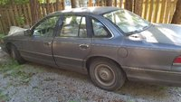 Picture of 1992 Ford Crown Victoria 4 Dr STD Sedan, exterior, gallery_worthy
