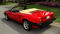 1985 Ferrari Mondial Picture Gallery