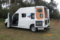 Picture of 2013 Nissan NV Cargo 2500 HD S w/High Roof V8, exterior, gallery_worthy