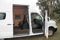 Picture of 2013 Nissan NV Cargo 2500 HD S w/High Roof V8, interior, gallery_worthy