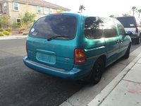 Picture of 1995 Ford Windstar Cargo 3 Dr STD Cargo Van, exterior, gallery_worthy