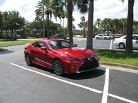 Picture of 2016 Lexus RC 350 Coupe, exterior