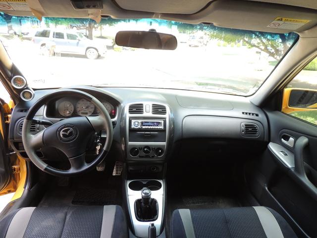 Picture of 2003 Mazda MAZDASPEED Protege 4 Dr Turbo Sedan, interior, gallery_worthy