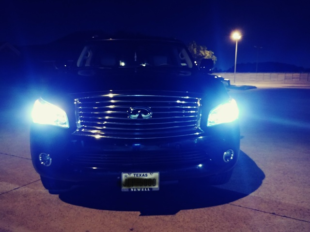 Picture of 2013 INFINITI QX56 4WD