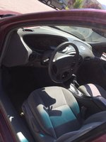 Picture of 1996 Ford Taurus LX Wagon, interior