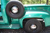 1956 Ford F-100 Picture Gallery