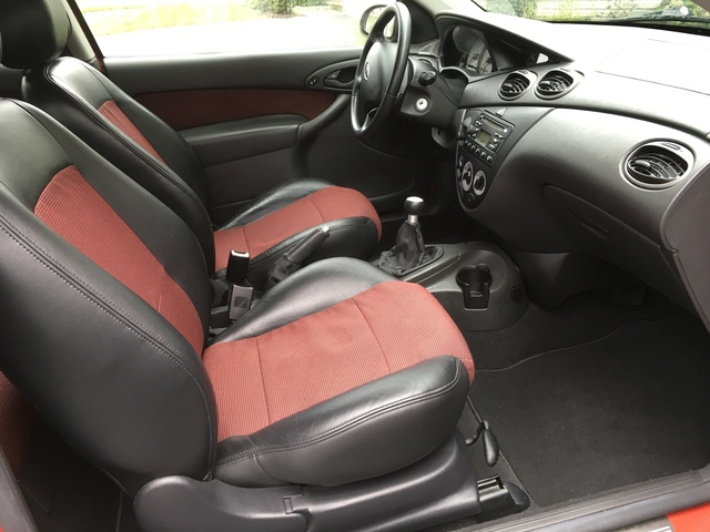 Picture Of 2003 Ford Focus SVT 2 Dr STD Hatchback, Interior, Gallery_worthy Nice Look