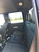 Picture of 2014 Ford F-350 Super Duty Lariat SuperCab 4WD, interior