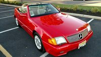 Picture of 1993 Mercedes-Benz SL-Class 500SL, exterior, gallery_worthy