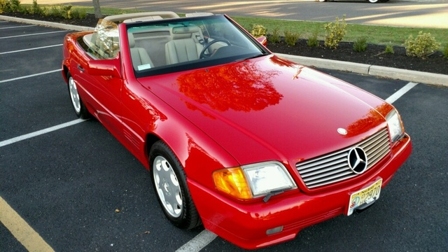 Picture of 1993 Mercedes-Benz SL-Class 500SL