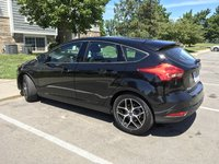 Picture of 2017 Ford Focus SEL Hatchback, exterior