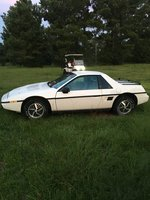 Picture of 1984 Pontiac Fiero Base, exterior, gallery_worthy